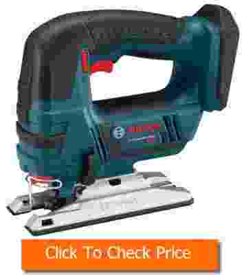 Bosch 18-Volt JSH180B Lithium-Ion Cordless Jig Saw Bare Tool