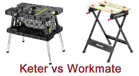 keter vs workmate